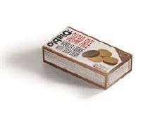 Diablo Sugar Free Vanilla Sandwich cookie 176g