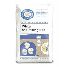 Doves Farm G/F Self Raising White Flour 1000g