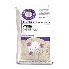 Doves Farm G/F White Bread Flour 1000g