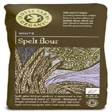 Doves Farm Org Spelt White Flour 1000g