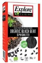 ExploreCuisine Black Bean Spaghetti 200g