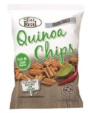 Eat Real Quinoa Chilli Lime Chips 30g