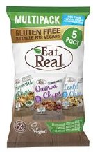 Eat Real Eat Real Multi Pack 5 x Pack 116g