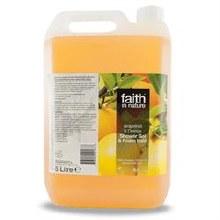 Faith in Nature Grapefruit & Orange Foam Bath 5l