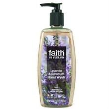 Faith in Nature Lavender & Geranium Handwash 300ml