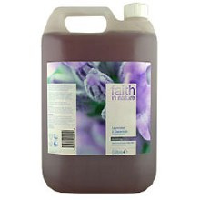 Faith in Nature Lavender & Geranium Shampoo 5000ml