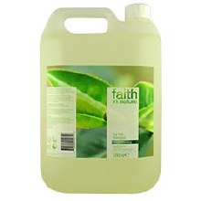 Faith in Nature Tea Tree Shampoo 5000ml