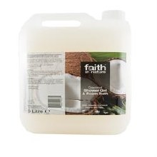 Faith in Nature Coconut Foam Bath 5l