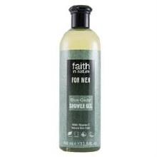 Faith in Nature Faith For Men Blue Cedar SG/FB 400ml