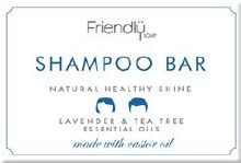 Friendly Soap Natural Shampoo Bar 95g