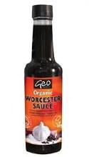 Geo Organics Condiments - Worcester Sauce 150ml