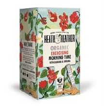 Heath And Heather Organic Morning Time 20bag
