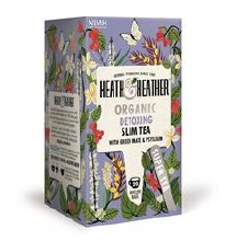 Heath And Heather Organic Slim Tea 20bag