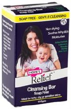 Hopes Relief Hopes Relief Soap Free Bar 110g