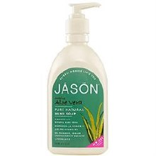 Jason Bodycare Satin Soap Aloe Vera 473g