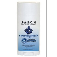 Jason Bodycare Naturally Fresh Deodorant men 75g