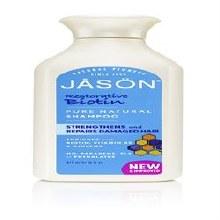 Jason Bodycare Organic Biotin Shampoo 473ml
