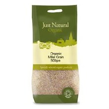 Just Natural Organic Org Millet Grain 500g