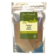 Just Natural Organic Org Psyllium Husk 200g
