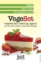 Just Wholefoods VegeSet 25g