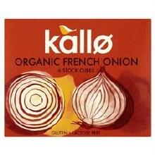 Kallo French Onion Stock Cubes 66g