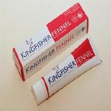 Kingfisher Fennel & Fluoride Toothpaste 100ml