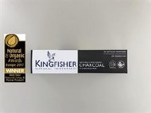 Kingfisher Charcoal Natural Toothpaste 100ml