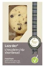 Lazy Days Chocolate Chip Shortbread 150g