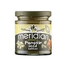 Meridian Org Pumpkin Seed Butter 170g