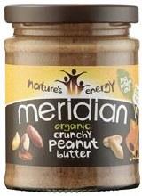Meridian Org Crunchy Peanut Butter 280g 280g