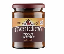 Meridian Yeast Extract With Salt 340g