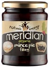 Meridian Org Mince Pie Filling 310g