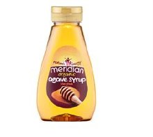 Meridian Org Squeezy Agave Syrup 250ml