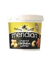 Meridian Crunchy Cashew Butter 1000g