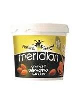 Meridian Crunchy Almond Butter 100% 1000g