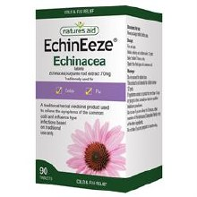 Natures Aid EchinEeze Echinacea extract 90 tablet