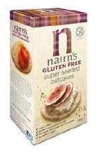 Nairns GF Super Seeded Oatcake 180g