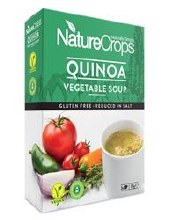 Nature Crops Gluten Free Veg Quinoa Soup 36g
