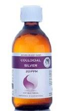 Nature's Greatest Secret 20ppm Colloidal Silver 300ml