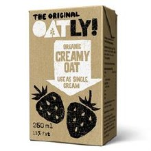 Oatly Oatly Creamy Oat Organic 250ml