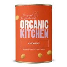 Organic Kitchen Organic Kitchen Chickpeas 400g
