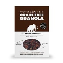 The Paleo Foods Co Paleo Cocoa Granola 300g