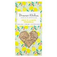 Primrose's Kitchen Goji and Lemon Granola 300g