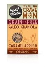 Planet Organic Paleo Granola Caramel ApplePie 350g
