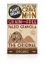 Planet Organic Planet Org Paleo Granola Orig 350g