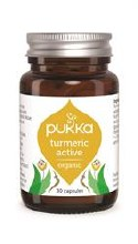 Pukka Herbs Pukka Turmeric Active capsules 30 capsule