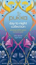 Pukka Herbs Pukka Day to Night Collection 20 sachet