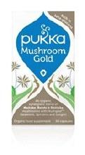 Pukka Herbs Mushroom Gold 60 capsule
