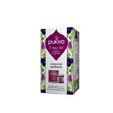 Pukka Herbs Seasonal Wellness 7 Day Kit 21g