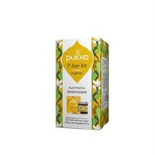 Pukka Herbs Turmeric Brainwave 7 Day Kit 20.72g
